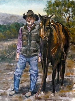 J P Childress - Hill Country Cowboy