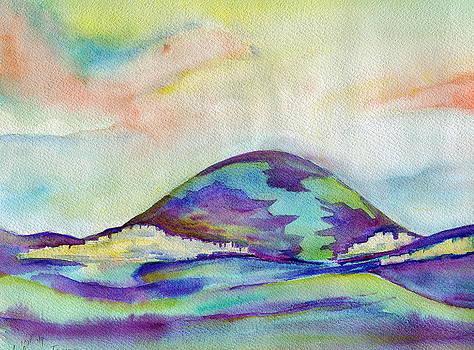Hill Tavor by Jonatan Kor