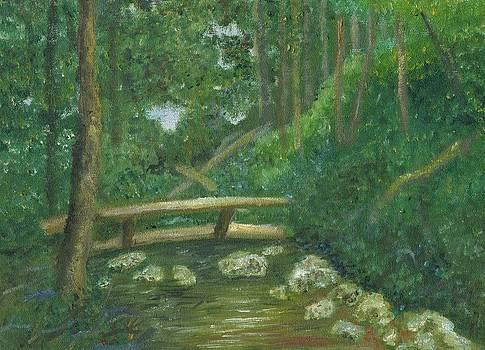 Hillbilly Bridge by Heather Walker