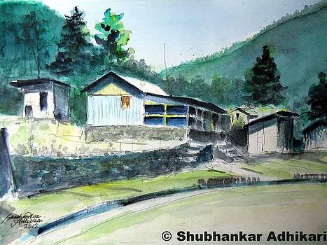 Himalayan Beauty  Bindu - North Bengal by Shubhankar Adhikari