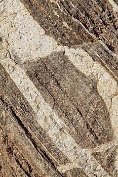 Kantilal Patel - Himalyas mountainside rock marbling