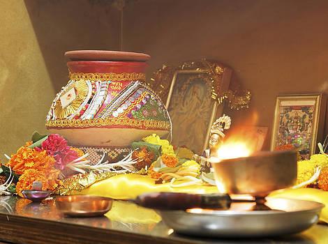 Kantilal Patel - Hindu Puja