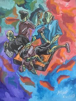 Hip Hop Elements by Jason JaFleu Fleurant