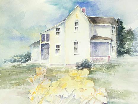 Historic Home by Bettye  Harwell