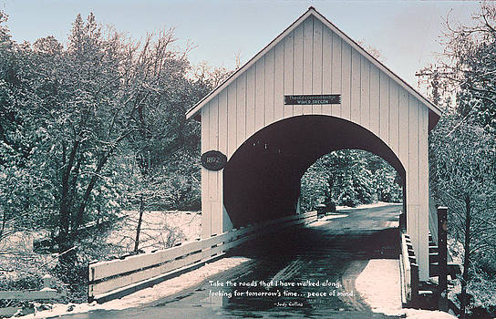 Mick Anderson - Historic Old Wimer Bridge
