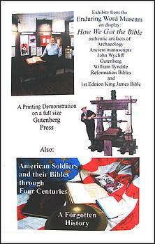 Glenn Bautista - History - Gutenberg Press