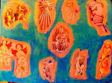 History's Angel's by Amy Bradley