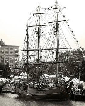 Scott Hovind - HMS Bounty 1