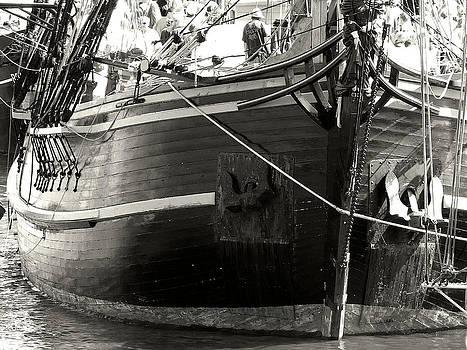 Scott Hovind - HMS Bounty 3