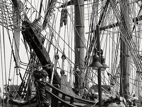 Scott Hovind - HMS Bounty 5