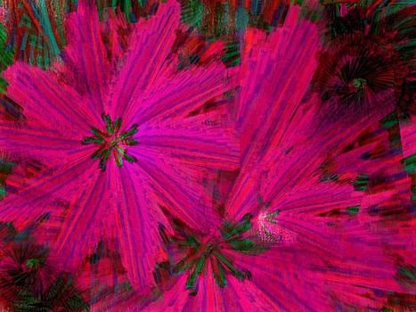 Holiday Fleur by Bettye  Harwell