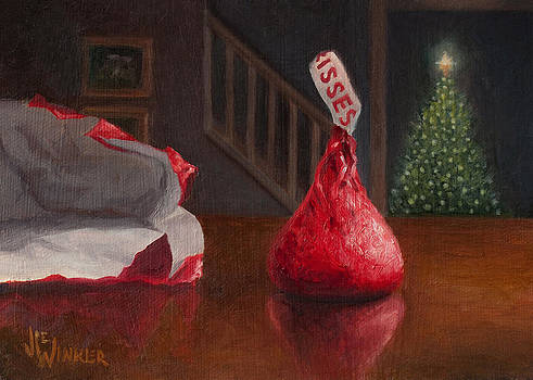 Holiday Kiss by Joe Winkler