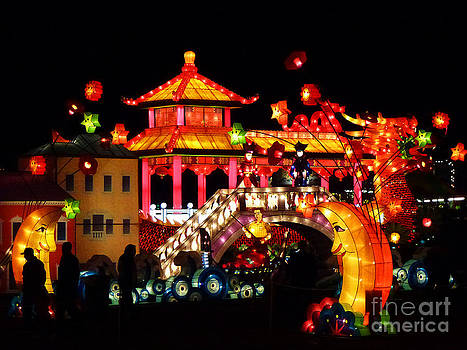 Holiday Lights 9 by Xueling Zou