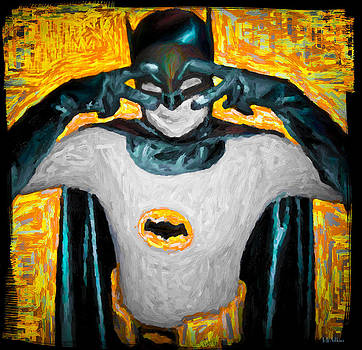 Holy Batusi Batman by Jeff Adkins