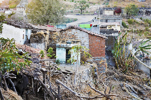 Kantilal Patel - Home back of Kumbhalghar Fort
