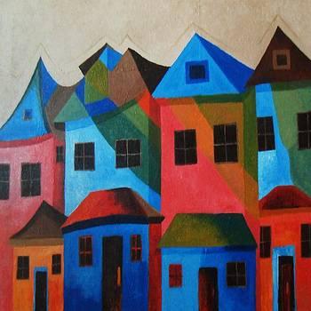 Home my home by Lanre Buraimoh
