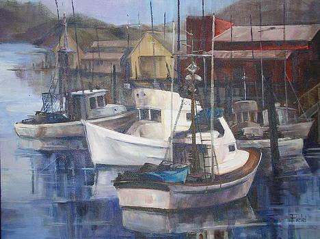 Home Port by Barbara Field