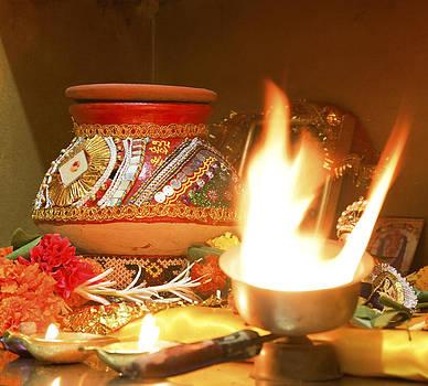 Kantilal Patel - Home Puja
