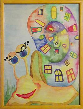 Home Sweet Home by Ayda Daukantiene