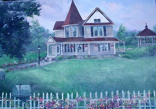 Home Sweet Home by Judy Groves