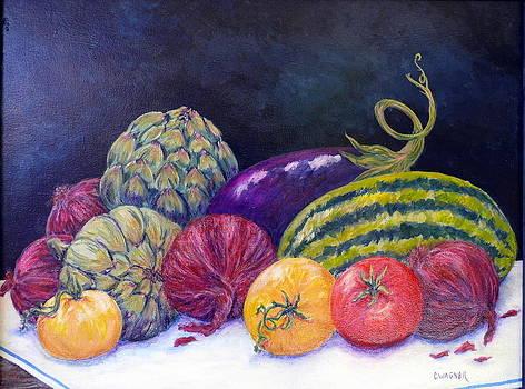 Homegrown Harvest by Carol Ann Wagner