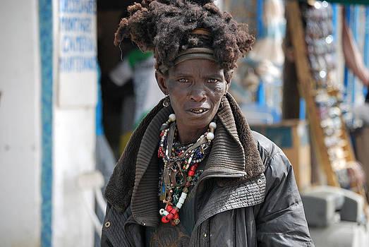 homeless in Africa by Kamel Rekouane