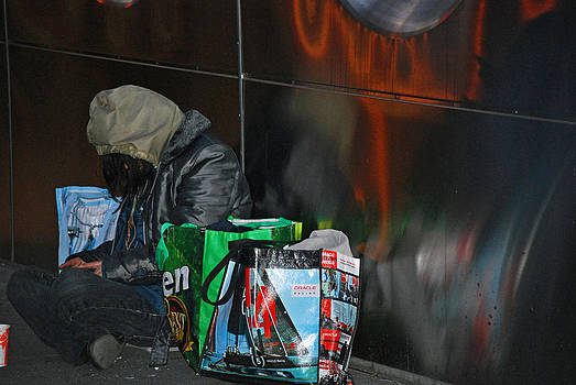Michelle Cruz - Homeless in the City