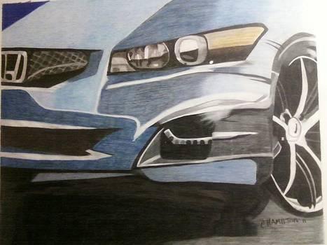 Honda Accord by Christine Hamilton