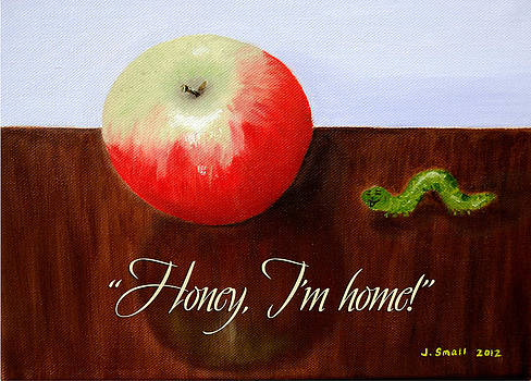 Honey I am Home by John Small and Paul Carr