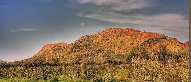 Honey Moon Range by James Mcinnes