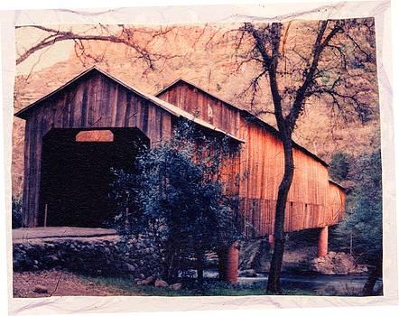 Honey Run Bridge by Gwen Strahan
