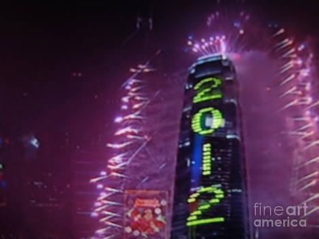 Hong Kong international financial centre by Lam Lam