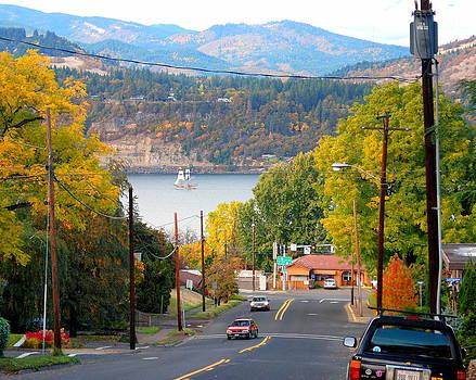 Hood River Oregon by Vicki Coover