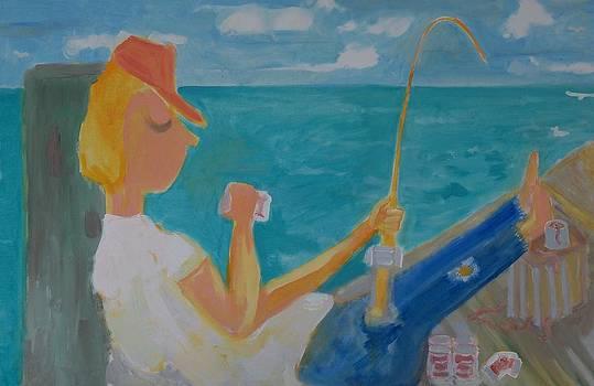 Hooked by Jay Manne-Crusoe