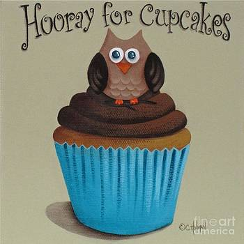 Hooray for Cupcakes by Catherine Holman