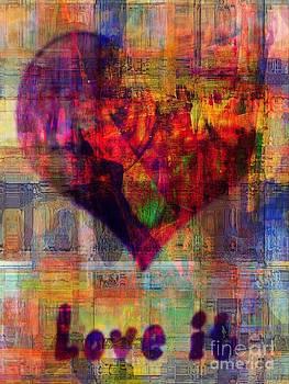 Hope It is Love - Not Lust by Fania Simon