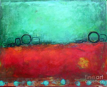 Horizon 1 by Jane Clatworthy