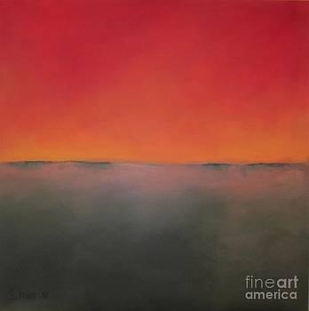 Horizons I by Sabina Haas