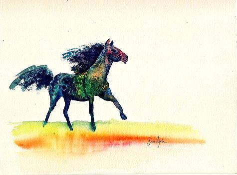 Frank SantAgata - Horse of a Different Color