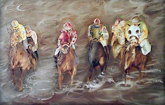 Amalia Jonas - Horse racing