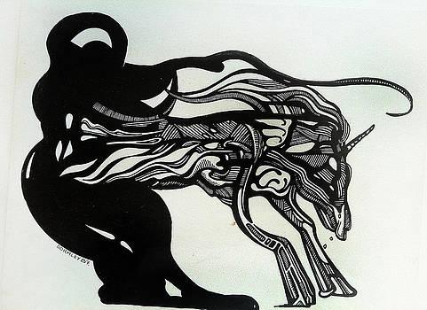 Horseman by Ben Gormley
