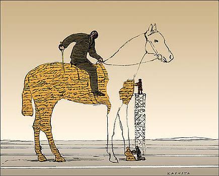 Horses for Courses by Janusz Kapusta