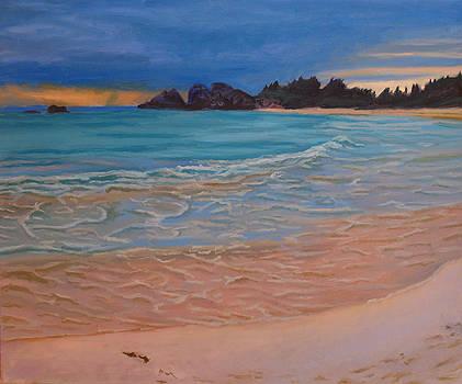 Horseshoe Bay Sunset by Otto Trott