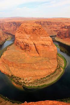 Horseshoe Canyon by Tim Lin