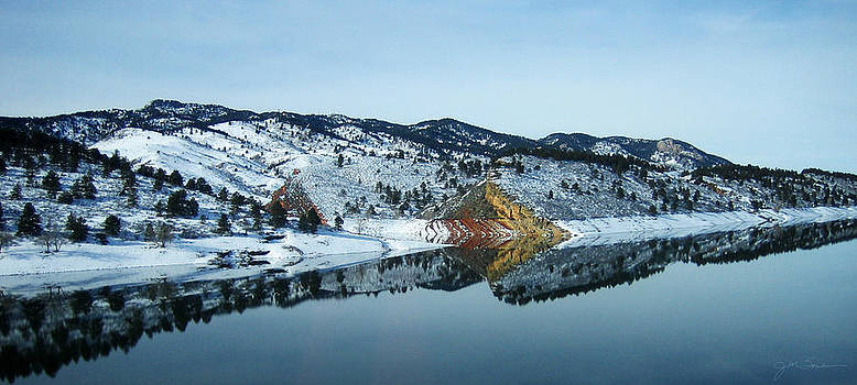 Julie Magers Soulen - Horsetooth Reflections