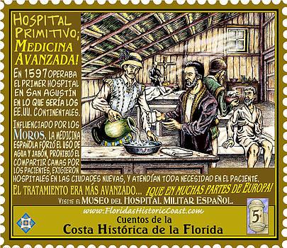 Hospital Primitivo Medicina Avanzada by Warren Clark