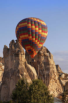 Kantilal Patel - Hot air Balloon and Limestone