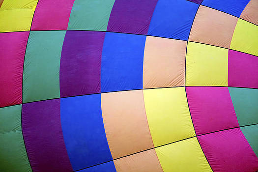 Kantilal Patel - Hot Air Balloon Colors Shapes