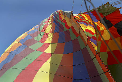 Kantilal Patel - Hot Air Balloon Ropes