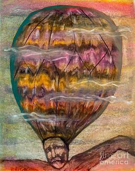 Hot Air Head by Linda May Jones